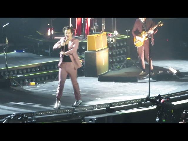 Harry Styles - Kiwi. Stockholm, Sweden 18/03 2018