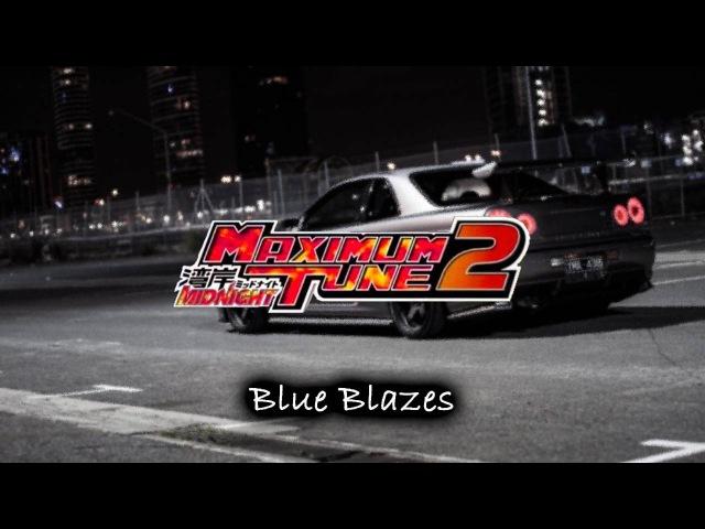 Blue Blazes - Wangan Midnight Maximum Tune 2 Soundtrack