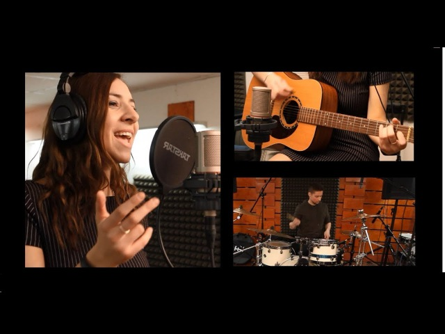 Kate on moto - Think out loud (cover Ed Sheeran)