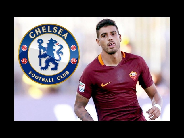 Left back Emerson Palmieri A S Roma •Skills, Deffending and Dribbling•/WELCOME TO CHELSEA 2018