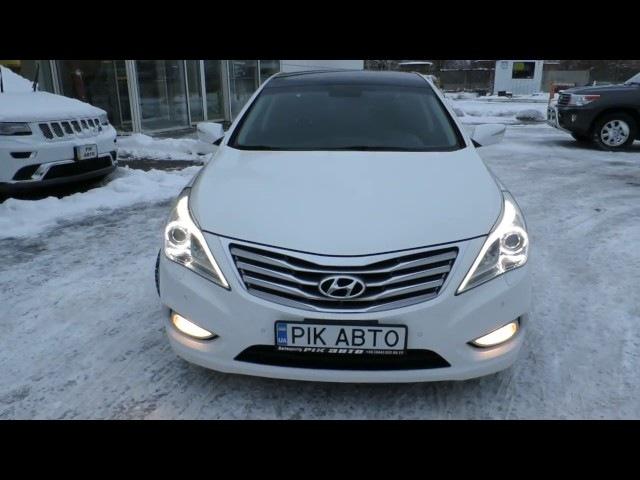 Hyundai Azera/Grandeur 3.0i 2012г в продаже РикАвто