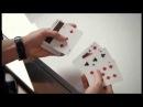 Видео урок Фокусы с картами Обучение карточным фокусам