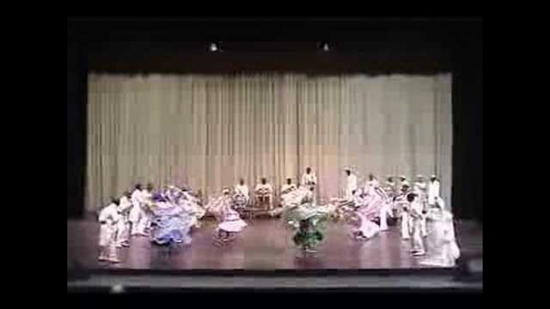 Tumba Francesa (Yubá) Franco-Haitian-Cuban Dance - Cutumba