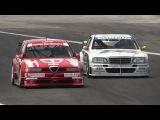 1994 Alfa Romeo 155 V6 Ti DTM &amp Mercedes C-Class DTM Reunited on Track!