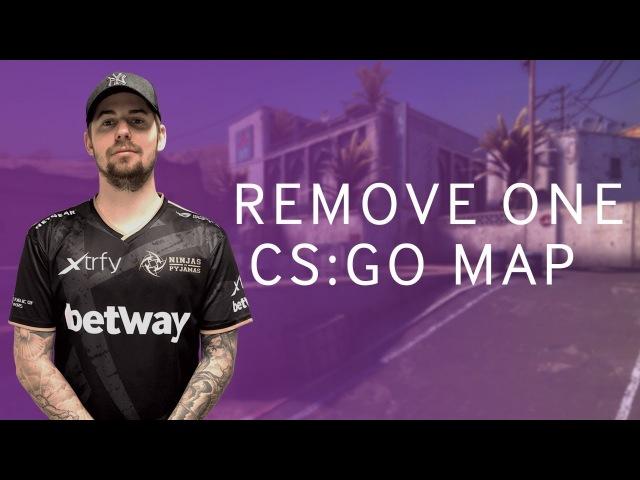 Игроки ответили на вопрос: Если dust2 вернётся в соревновательный CS:GO, то какую карту стоит убрать