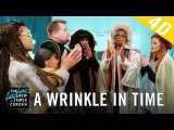 'A Wrinkle in Time' 4D w Oprah, Reese Witherspoon &amp Mindy Kaling