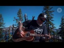 """Scott Kelly Plays Neurosis' """"Stones From the Sky"""" Acoustic at Crater Lake"""