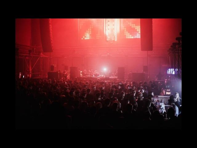 OFF by Roots United - ''8 Years'' @ Artplay (23 сентября 2017) - Вид из за пульта, второй танцпол