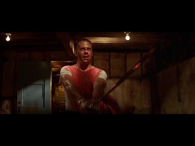 Криминальное чтиво - лучший момет из фильма в подвале!