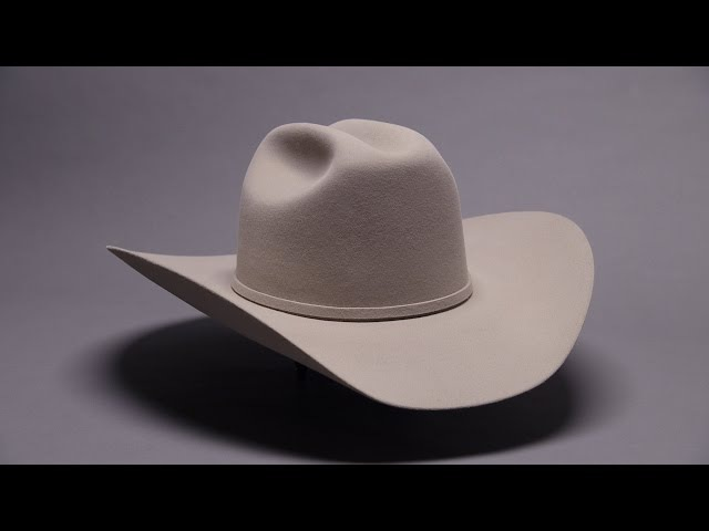 How a STETSON Cowboy Hat is made