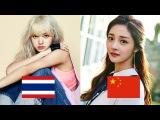 Foreign K-POP Female Idols