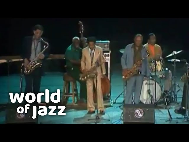 Illinois Jacquet, Dexter Gordon, Arnett Cobb, Buddy Tate Budd Johnson Live • World of Jazz