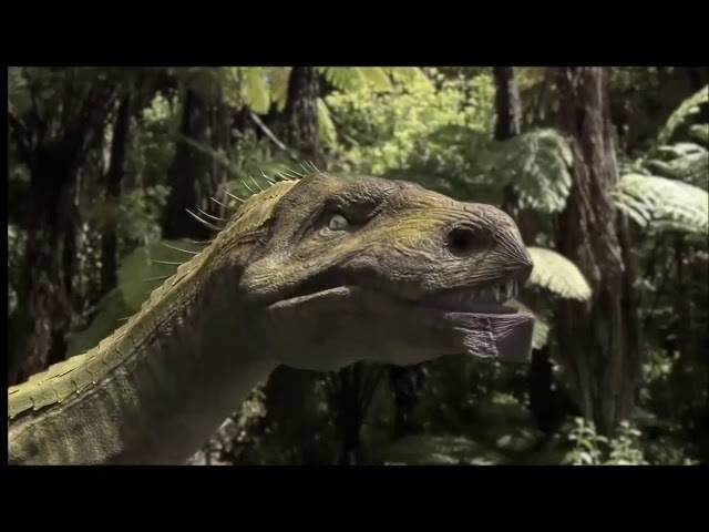 Реклама представление Затерянный мир последний выживший динозавр