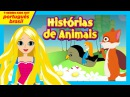 Histórias de Animais O Leão e o Rato Livro da Selva Lobo e os Sete Cabritinhos