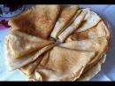 Овсяные блинчики блины без пшеничной муки правильное питание