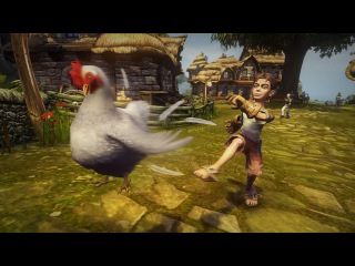 Краткая история куриц в видеоиграх