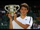 Grigor Dimitrov vs. Henri Kontinen 7-5, 6-3 Wimbledon - Boys' Singles (F) 06.07.2008.