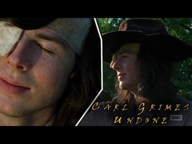 Carl Grimes | Undone - Far From Home | The Walking Dead (Music Video)