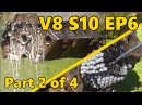 V8 S10 Engine Block Cleaning and Honing Ep 6 Part 2 of 4