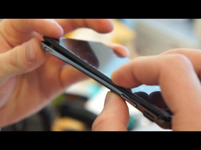 Замена корпуса и дисплея на смартфоне Sony Ericsson Xperia arc