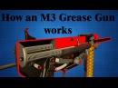 How an M3 Grease Gun works