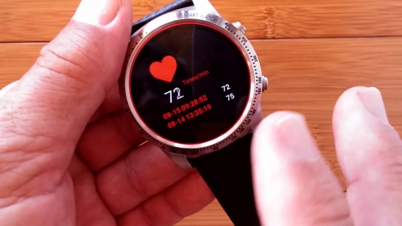 Kingwear KW99 Android 5.1 Smartwatch_ Prototype Review