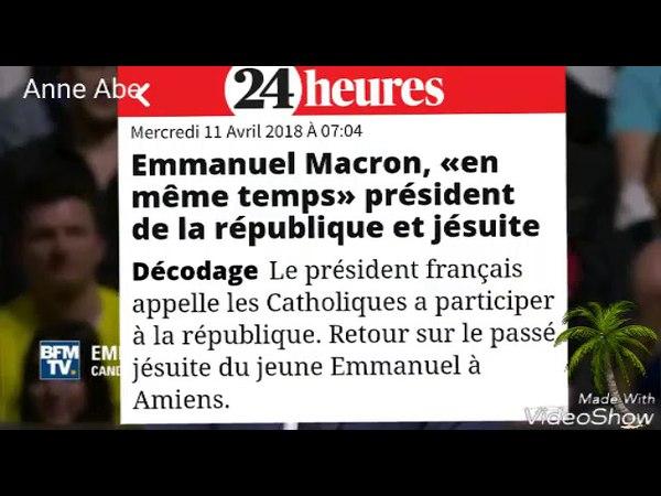 Ruffin - Macron : jésuites de tout poil (loi 1905)
