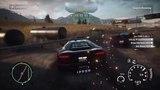 Онлайн-арест на Lamborghini Aventador.Мастерская тебе не поможет( Need for Speed Rivals )