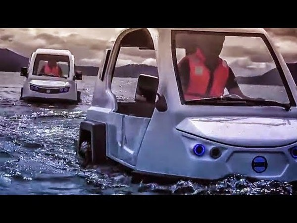 7 INSANE AMPHIBIOUS VEHICLES YOU HAVE TO SEE
