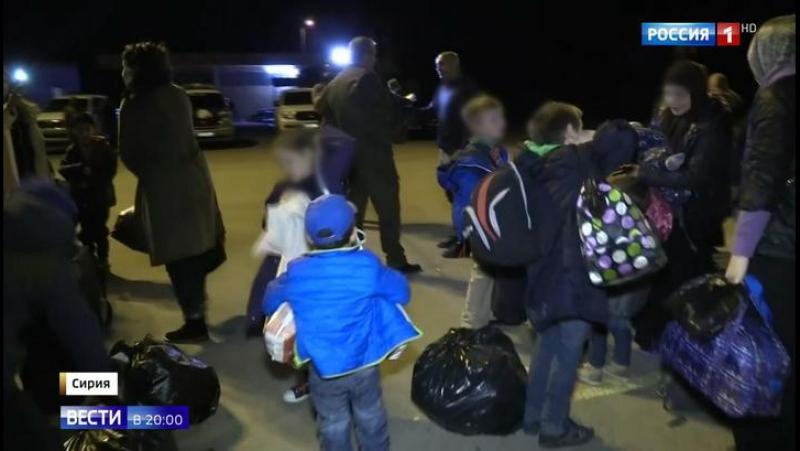 Сирия – Грозный: долгая дорога домой