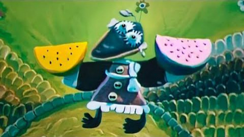 Пластилиновая ворона 1981