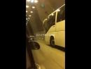 В тоннеле в районе Мамайки разбилась легковушка