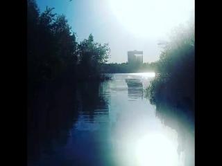 Вот такое у нас Святое озеро в микрайоне Кожухово 😀😀😀