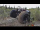 ВАЗ 2121 - Лучший тюнинг! НИВА - Это точно ты Offroad на гигантских колёсах!