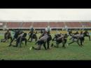 Ритуальный танец сборной Ганы по регби