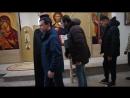 Чин прощения в храме Архангела Михаила