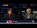 Депутат ВР Кремлівський блок у прямому ефірі з сепаратиськими заявами