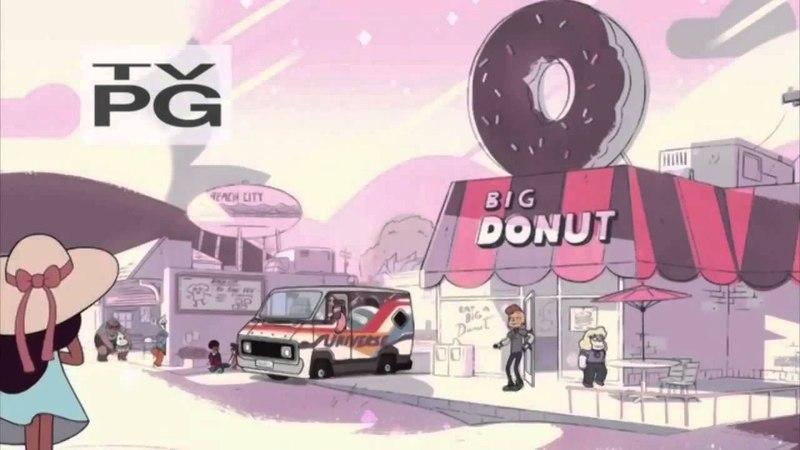Steven Universe - Russian Opening (Вселенная Стивена. Русская заставка)