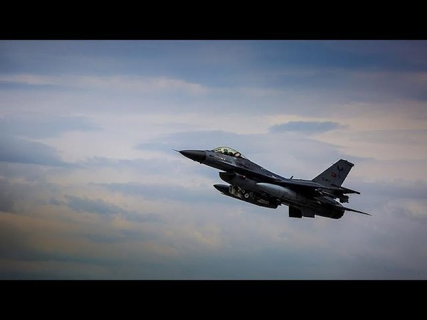 ПОГИБ ПИЛОТ РАЗБИВШЕГОСЯ В ТУРЦИИ ИСТРЕБИТЕЛЯ F-16