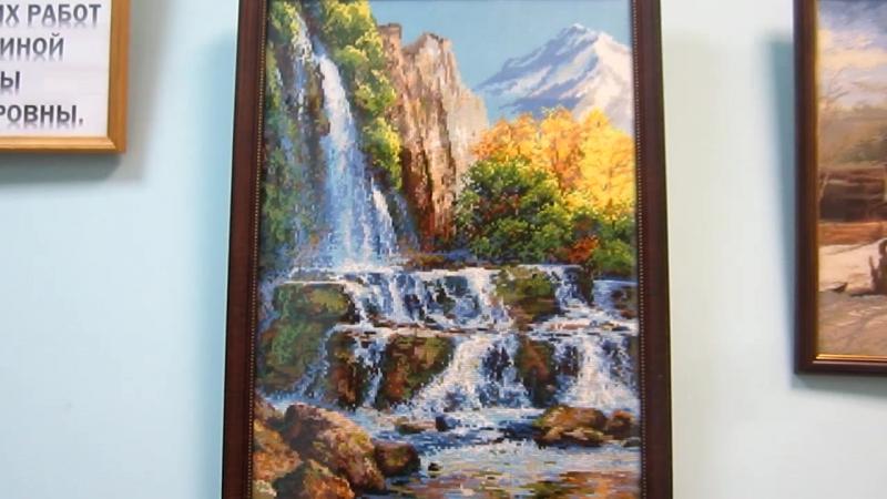 Выставка работ Е.В. Полушкиной » Freewka.com - Смотреть онлайн в хорощем качестве