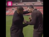 BBC: One year on from the fight of thedecade, Klitschko and Joshua reunites on the Wembley