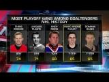 NHL Tonight: Knights Win Game 3 Apr 16, 2018