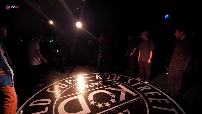 TETNA VS PAPI _ KOD Japan _ Popping final