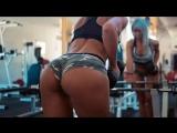 Alexandra Dora - Fitness Model Workout ( Сексуальная, Ню, Модель, Nude 18+ ) - Приватное