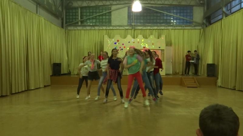 танец амазонок 3 отряда 3