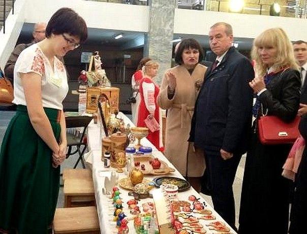 Выставка «Сибирь мастеровая»