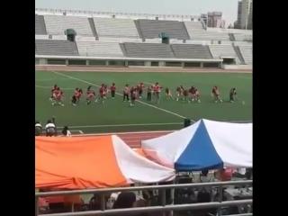 [180525] stray kids » i.n » sopa sport day i.n class danced