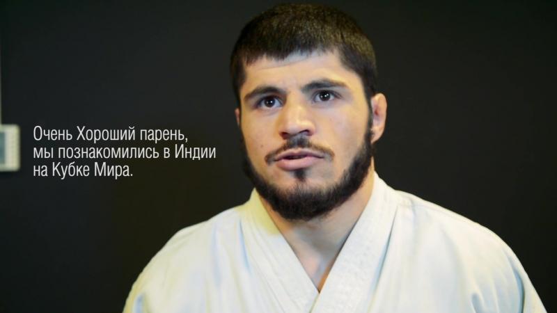 Битва Чемпионов 10: Интервью с Раулем Татараули