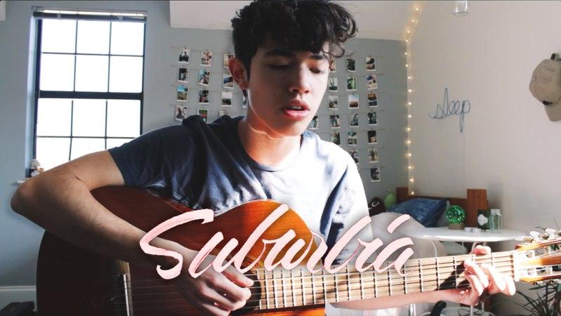 SUBURBIA - Troye Sivan - Cover