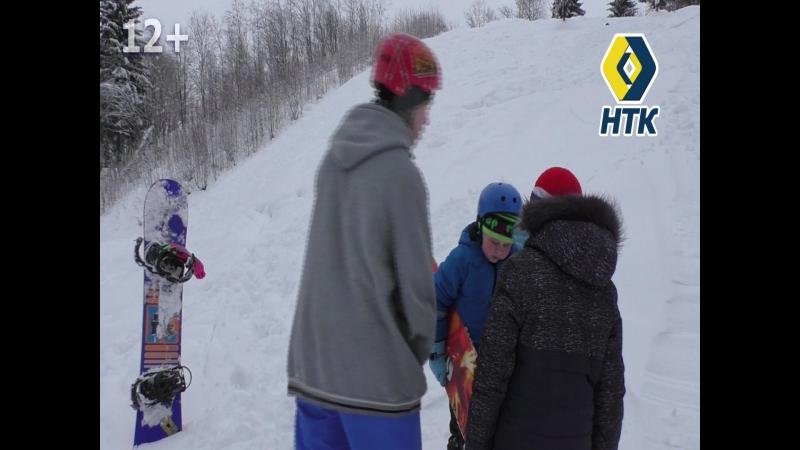 КСК ОСТРОВИЧНОЕ Прокат - г.НянДома- SBT - SnowBoard Time Сезон < 17 -18 > - Инструкторские занятия - Юные Райдеры